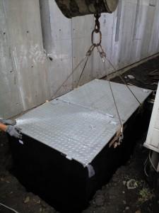 融雪機設置