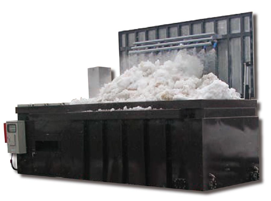 埋設型融雪機