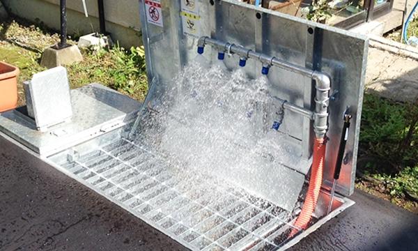 融雪機修理・メンテナンス